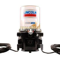 Lincoln P203 Vetpomp 2 Liter met 2 pompelementen 24V met Timer 644-47068-8
