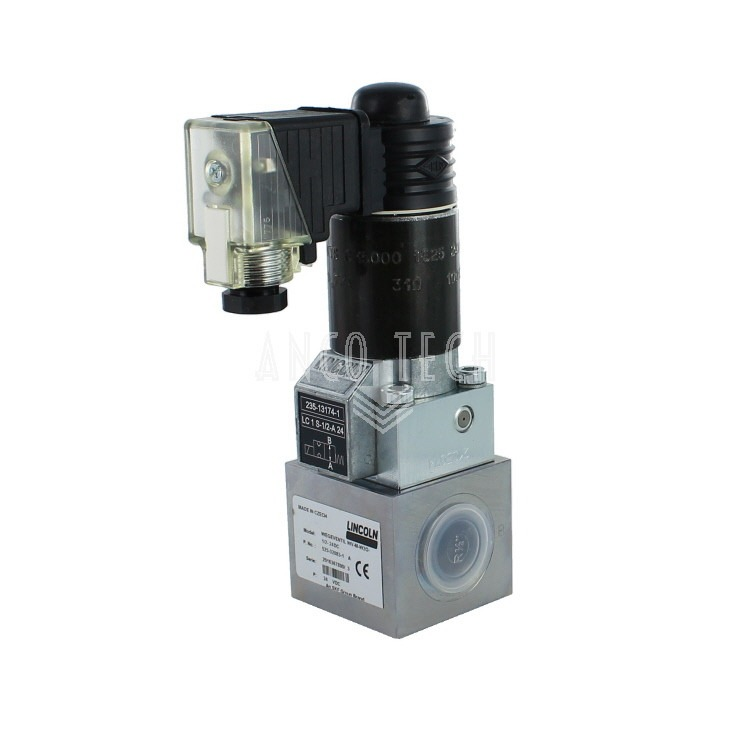 Lincoln solenoid 2/2 way valve WV-M-W20-1/2- 24DC 525-32083-1